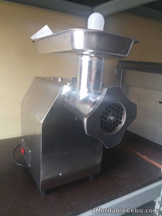 2nd picture of ELECTRIC MEAT GRINDER For Sale in Cebu, Philippines