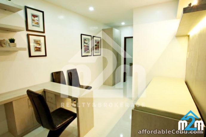 4th picture of City Soho(STUDIO TYPE) B. Rodriquez St., near Fuente Osmena, Cebu For Sale in Cebu, Philippines