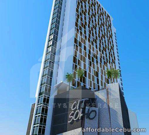 1st picture of City Soho(STUDIO TYPE) B. Rodriquez St., near Fuente Osmena, Cebu For Sale in Cebu, Philippines