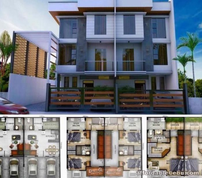 1st picture of Brand new House and lot for sale near Capitol Cebu For Sale in Cebu, Philippines