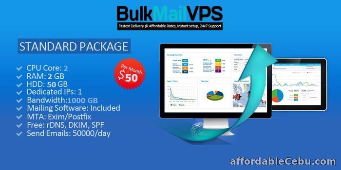 1st picture of E-Marketing Services At With Free Mailing Software Offer in Cebu, Philippines