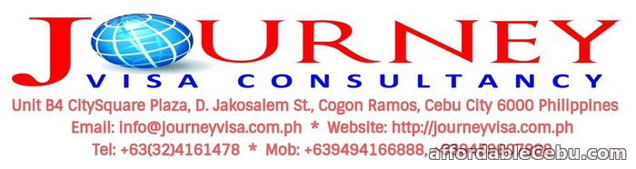 1st picture of Visa Assistance in Cebu, Manila and Davao Philippines Offer in Cebu, Philippines