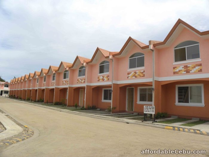 2nd picture of Ready For Occupancy in Fleur De Ville Subdivision a Two Storey Townhouse For Sale in Cebu, Philippines