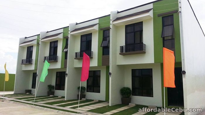1st picture of Ready For Occupancy in Astana Subdivision a Two Storey Townhouse For Sale in Cebu, Philippines