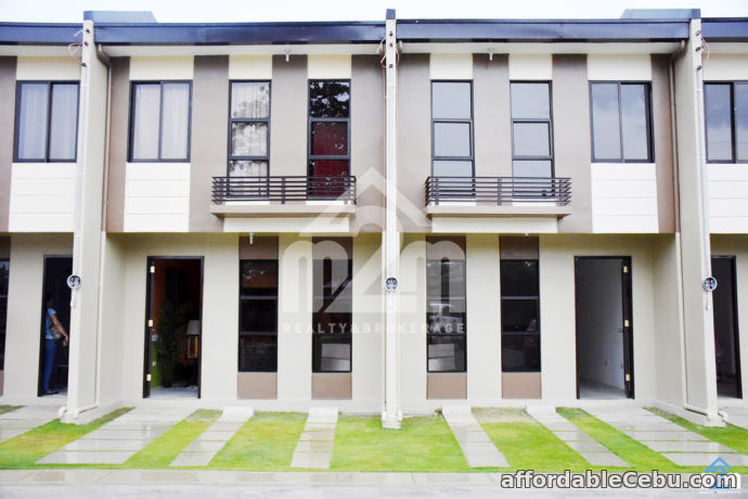 1st picture of Ready For Occupancy in Portville Prime a Two Storey Townhouse For Sale in Cebu, Philippines