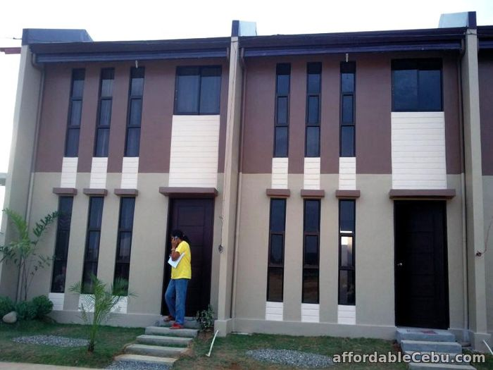 1st picture of Ready For Occupancy in Portville Mactan a Two Storey Townhouse For Sale in Cebu, Philippines