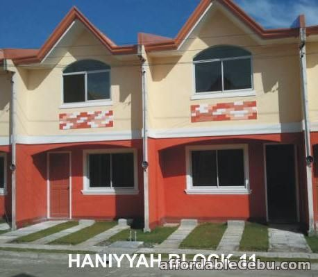 2nd picture of Ready For Occupancy in Haniyyah Homes a Two Storey Townhouse For Sale in Cebu, Philippines