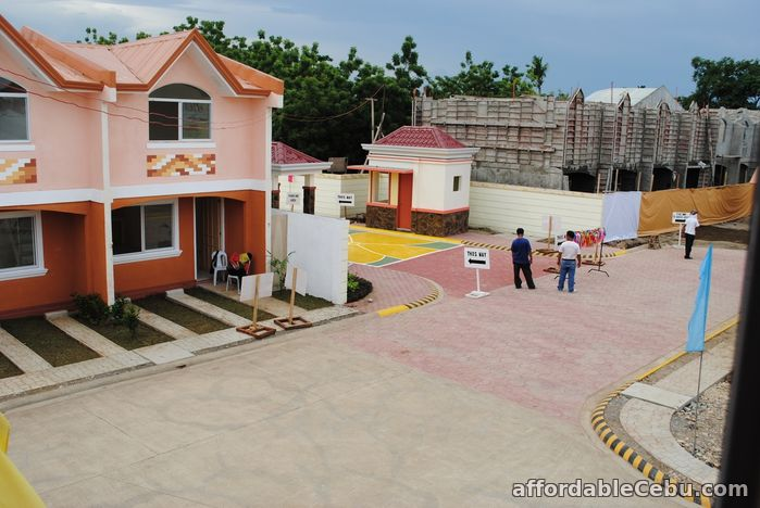 4th picture of Ready For Occupancy in Fleur De Ville Subdivision a Two Storey Townhouse For Sale in Cebu, Philippines