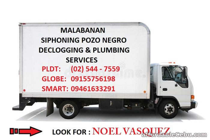 1st picture of ANYWHERE IN NCR , Siphoning Septic Tank/Plumbing and Declogging Services Offer in Cebu, Philippines