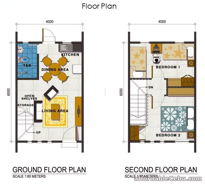 4th picture of Ready For Occupancy in Portville Mactan a Two Storey Townhouse For Sale in Cebu, Philippines