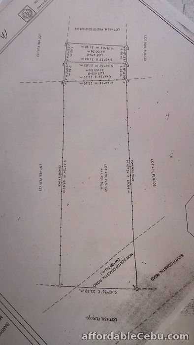 1st picture of For Sale Commercial Lot along SRP Cebu For Sale in Cebu, Philippines