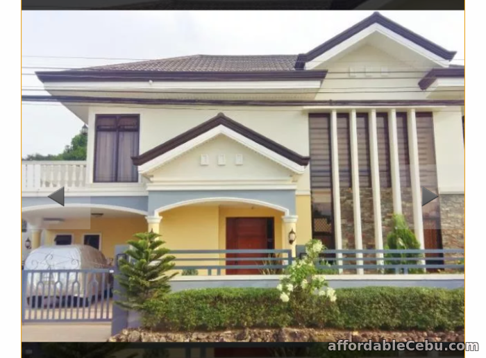 1st picture of For Sale Elegant House and Lot for sale inside Corona del Mar For Sale in Cebu, Philippines