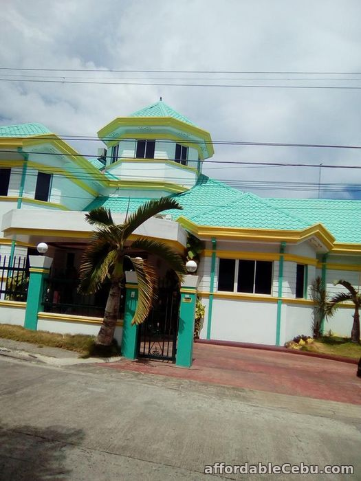 1st picture of For Sale Elegant house and Lot located inside an executive subdivision For Sale in Cebu, Philippines