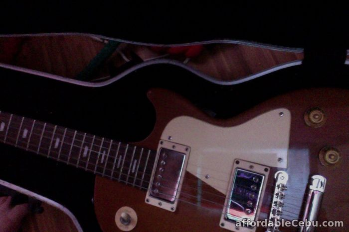 1st picture of Gibson Les Paul Standard 2001 with case For Sale in Cebu, Philippines
