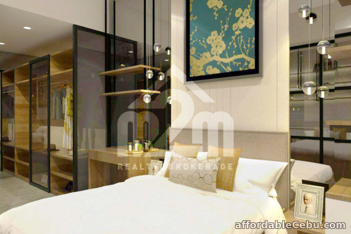 3rd picture of The Median Condo(1-BEDROOM UNIT) La Guardia Extension, Lahug,Cebu For Sale in Cebu, Philippines