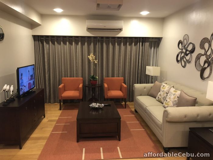 1st picture of FOR LEASE: 1 BR at THE RESIDENCES AT GREENBELT, MAKATI For Rent in Cebu, Philippines