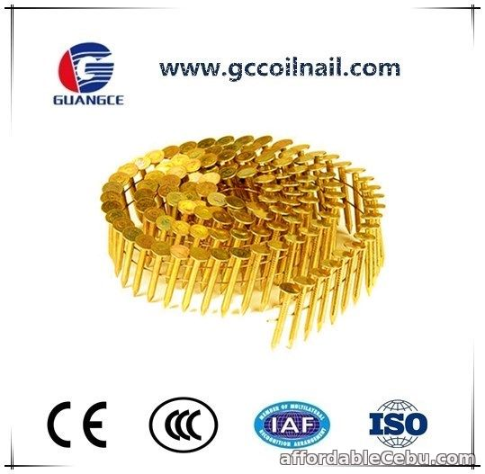 1st picture of 1-1/4 inch coil roofing nails guangce For Sale in Cebu, Philippines