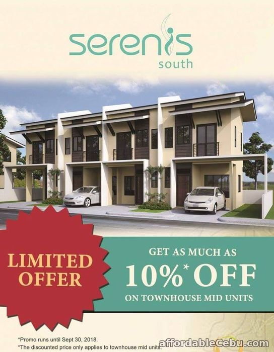 4th picture of Pre selling house and lot for sale in Talisay For Sale in Cebu, Philippines