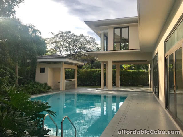 3rd picture of BRAND NEW MODERN CORNER HOME in AYALA ALABANG For Sale in Cebu, Philippines
