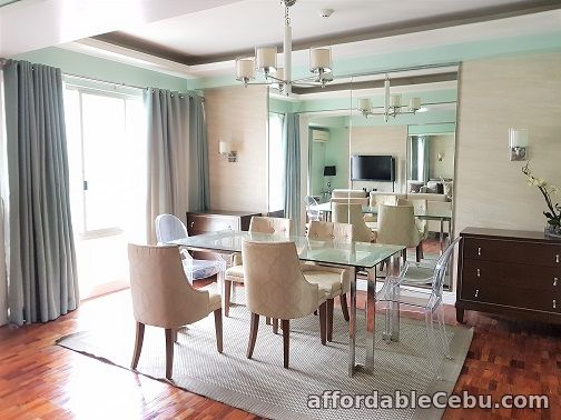 2nd picture of 2BR Unit at One Salcedo for Lease For Rent in Cebu, Philippines