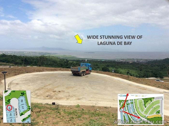 2nd picture of FOR SALE: Exceptional Lot at AYALA GREENFIELD ESTATES For Sale in Cebu, Philippines