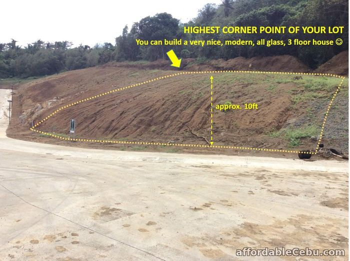 1st picture of FOR SALE: Exceptional Lot at AYALA GREENFIELD ESTATES For Sale in Cebu, Philippines
