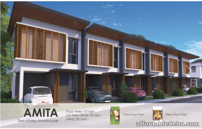 1st picture of 2 BEDROOMS HOUSE AND LOT WITH AN OCEAN VIEW FOR SALE IN CEBU., COMPOSTELA For Sale in Cebu, Philippines