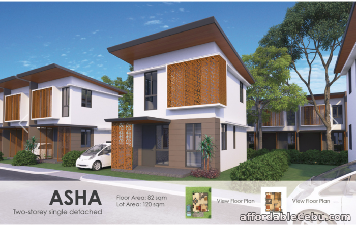 1st picture of 3 Bedrooms Single Detached For Sale With Overlooking Sea View For Sale in Cebu, Philippines