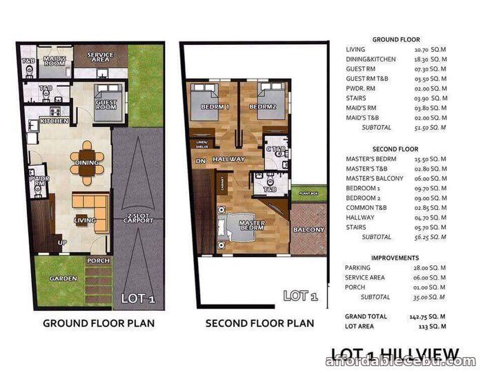 3rd picture of Pre-selling Single Attached House for sale at Lahug Cebu City For Sale in Cebu, Philippines