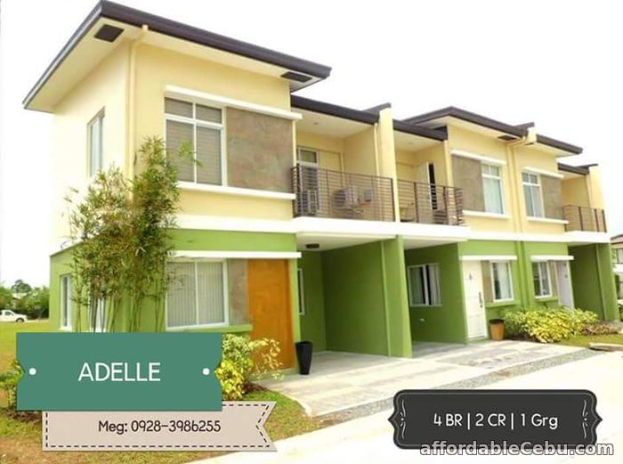 4th picture of Rent to Own Townhouse and Single Attached House and Lot 9k to 40k For Sale in Cebu, Philippines