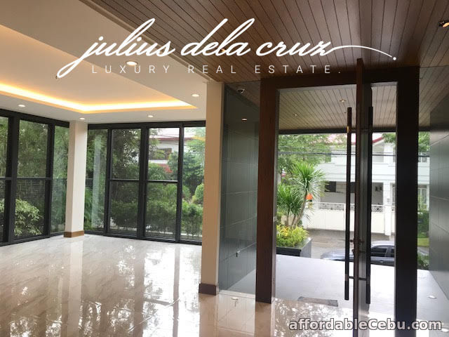 4th picture of Ayala Alabang Well Designed, High End Modern House For Sale For Sale in Cebu, Philippines