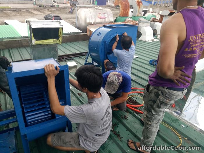 1st picture of Exhaust Blower and Fresh Air Ventilation System Offer in Cebu, Philippines