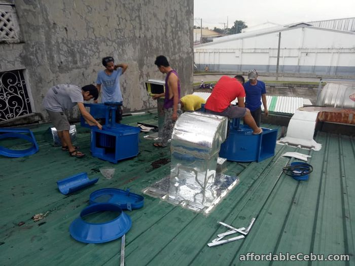 4th picture of Exhaust Blower and Fresh Air Ventilation System Offer in Cebu, Philippines