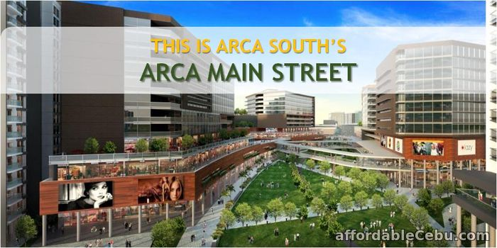 2nd picture of Arca South Commercial Property For Sale in Cebu, Philippines