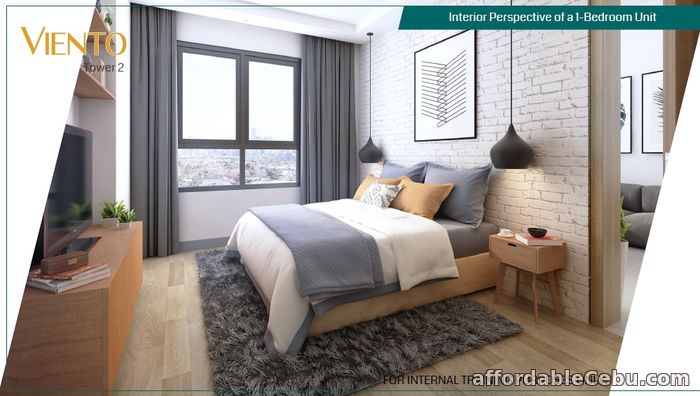 4th picture of Viento Cerca Tower 2 For Sale in Cebu, Philippines
