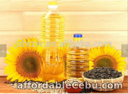 1st picture of Sunflower and Vegetable Oil 1L, 1.8L , 2L, 3L, 5L For Sale in Cebu, Philippines