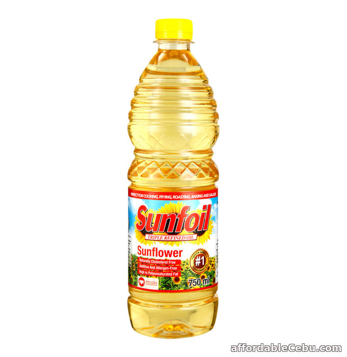 2nd picture of Sunflower and Vegetable Oil 1L, 1.8L , 2L, 3L, 5L For Sale in Cebu, Philippines
