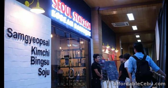 3rd picture of samgyeopsal/korean resto ducting exhaust table with griddle pan Offer in Cebu, Philippines