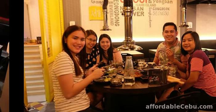 2nd picture of samgyeopsal/korean resto ducting exhaust table with griddle pan Offer in Cebu, Philippines