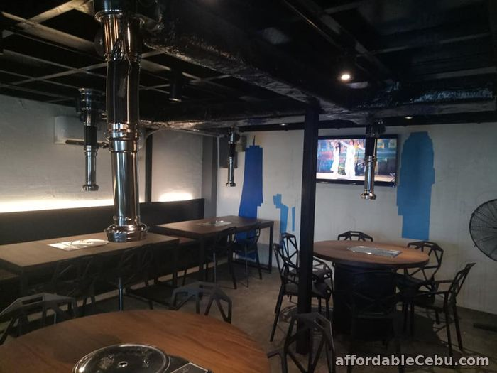 5th picture of samgyeopsal/korean resto ducting exhaust table with griddle pan Offer in Cebu, Philippines