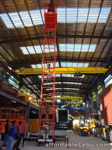 3rd picture of SCISSOR/MANLIFT For Sale in Cebu, Philippines