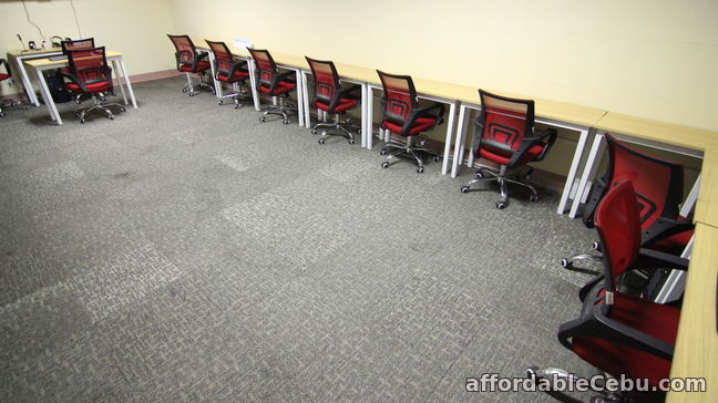 4th picture of Seat Leasing - Our Offices are Ready to Go! For Rent in Cebu, Philippines