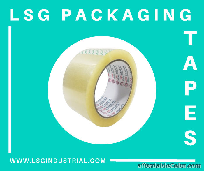 1st picture of Packaging Tapes Philippines For Sale in Cebu, Philippines