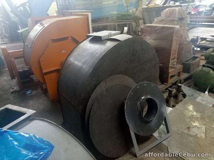 5th picture of Exhaust Blower and Fresh Air supply return fabrication Offer in Cebu, Philippines