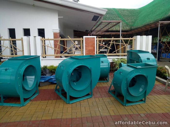 4th picture of Exhaust Blower and Fresh Air supply return fabrication Offer in Cebu, Philippines