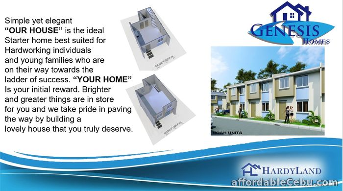 2nd picture of Very affordable and lowcost housing for sale in compostela Cebu For Sale in Cebu, Philippines