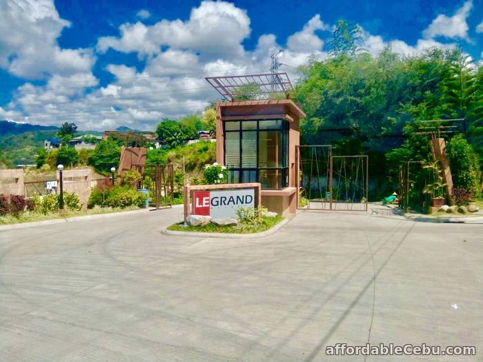 4th picture of Residential lots for sale at Legrand Heights in Tawason Mandaue City For Sale in Cebu, Philippines