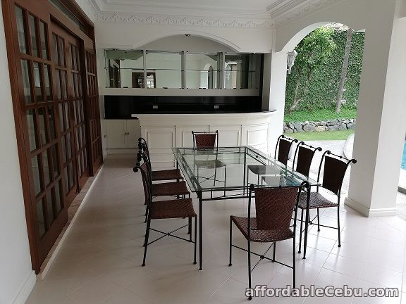 4th picture of Ayala Alabang House and Lot For Lease 1000sqm For Rent in Cebu, Philippines