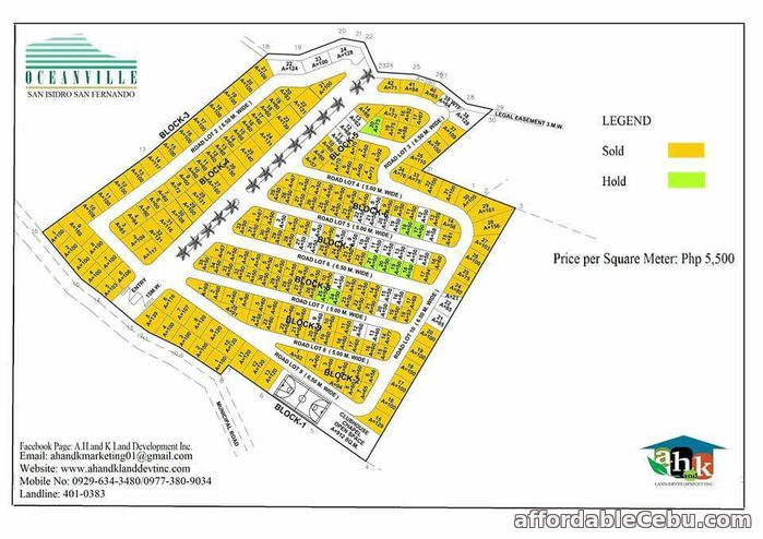 1st picture of Pre-selling Lot only project in San Fernando Cebu for only Php5,500 per sqm!!! Invest now! For Sale in Cebu, Philippines
