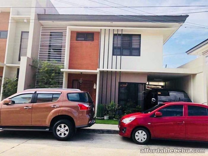 1st picture of Affordable house for sale inside Paseo Arcenas Banawa Cebu City For Sale in Cebu, Philippines